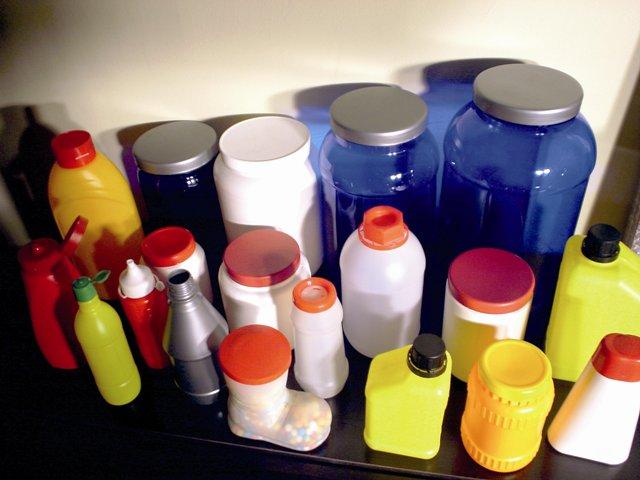 Vand lazi plastic