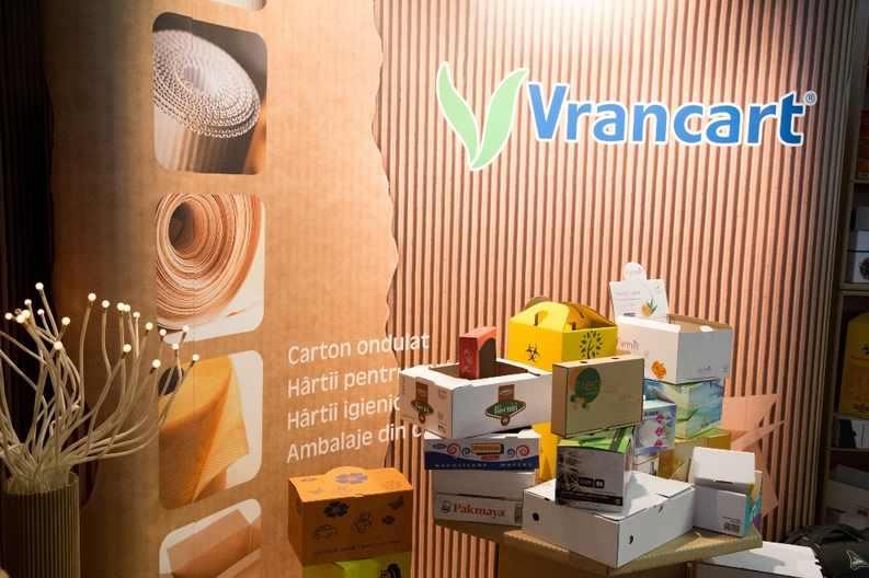 Vrancart, afaceri la 9 luni în creștere cu 10% și profit net cu 28% mai mare